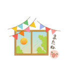The decorations(個別スタンプ:25)