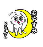 じゅんこ専用ジュンコが送る用名前スタンプ(個別スタンプ:01)