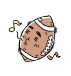 応援ボールキャラクター(個別スタンプ:33)