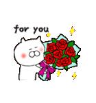 動く♪ 誕生日&おめでとう&ありがとう①(個別スタンプ:21)