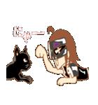 よそものへんたいストレンジャーズ2(個別スタンプ:34)