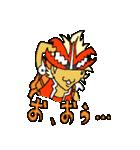 よそものへんたいストレンジャーズ2(個別スタンプ:39)