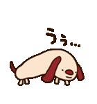 てきとーな犬(仕事編)(個別スタンプ:35)