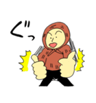 ほのぼのゴンベ(個別スタンプ:06)