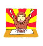 ほのぼのゴンベ(個別スタンプ:27)