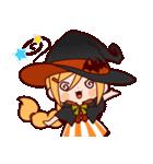 ハロウィン魔女(個別スタンプ:11)