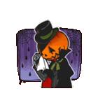 ハロウィン魔女(個別スタンプ:21)