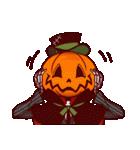 ハロウィン魔女(個別スタンプ:29)