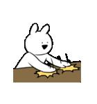 すこぶる動くウサギ4(個別スタンプ:19)