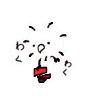 ミスターレッグス2~三角と四角編~(個別スタンプ:06)