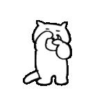 いじらしい猫ちゃん(個別スタンプ:16)