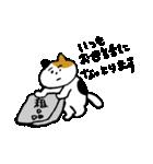いじらしい猫ちゃん(個別スタンプ:39)