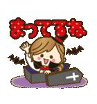 【秋だよ!!♥実用的】デカかわ文字(個別スタンプ:30)