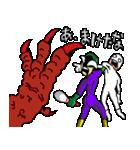 ツンデレ戦士アクロベイツ(個別スタンプ:21)