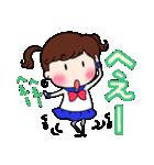 きゅんきゅんガール(個別スタンプ:15)