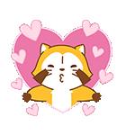 ラスカル&タンガ☆ポップアップスタンプ(個別スタンプ:08)