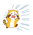 ラスカル&タンガ☆ポップアップスタンプ(個別スタンプ:12)