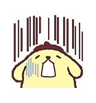 ポムポムプリン飛び出すポップアップ☆(個別スタンプ:16)