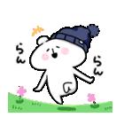 帽子ろくま(個別スタンプ:36)
