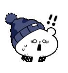 帽子ろくま(個別スタンプ:39)