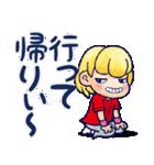 野球チームと応援団 5【広島弁編】(個別スタンプ:22)