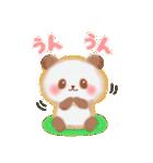 やさしいパンダさん(個別スタンプ:03)