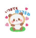 やさしいパンダさん(個別スタンプ:37)