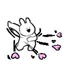 すこぶるウサギ4(個別スタンプ:02)