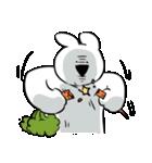 すこぶるウサギ4(個別スタンプ:33)