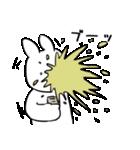 すこぶるウサギ4(個別スタンプ:38)