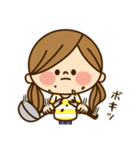 かわいい主婦の1日【怒り編】(個別スタンプ:06)