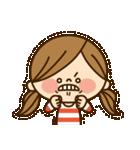 かわいい主婦の1日【怒り編】(個別スタンプ:11)