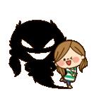 かわいい主婦の1日【怒り編】(個別スタンプ:35)