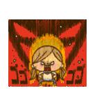 かわいい主婦の1日【怒り編】(個別スタンプ:40)