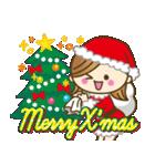【秋〜冬】大人女子♥丁寧言葉&イベント(個別スタンプ:35)