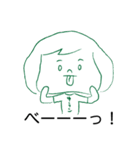 ゆるめなゆうこ(個別スタンプ:03)