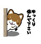 茶しばさん(個別スタンプ:20)