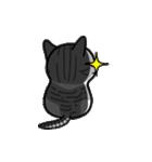 Little cotton candy cat(個別スタンプ:12)