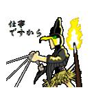 ウォッチバード・ソサエティー/2ndウォッチ(個別スタンプ:3)