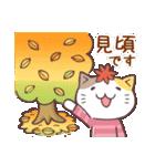 秋猫・詰め合わせ(個別スタンプ:26)