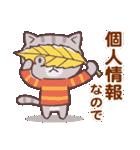 秋猫・詰め合わせ(個別スタンプ:35)