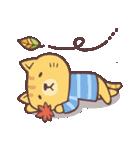 秋猫・詰め合わせ(個別スタンプ:37)