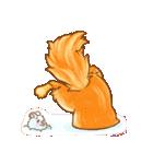 キツネちゃん★キャラメルとスフレ(個別スタンプ:05)