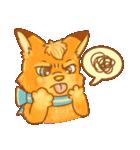 キツネちゃん★キャラメルとスフレ(個別スタンプ:09)