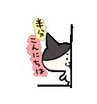 のびねこ日和(個別スタンプ:02)