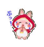 森の赤ずきん☆うさっぴ2(個別スタンプ:31)