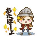 【日常&ツッコミ♥♥】ゆるカジ女子(個別スタンプ:08)