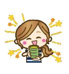 【日常&ツッコミ♥♥】ゆるカジ女子(個別スタンプ:16)
