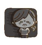 【日常&ツッコミ♥♥】ゆるカジ女子(個別スタンプ:28)