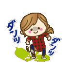 【日常&ツッコミ♥♥】ゆるカジ女子(個別スタンプ:30)